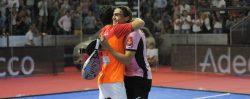 Juani Mieres y Sanyo Gutiérrez conquistan el Estrella Damm Madrid Open