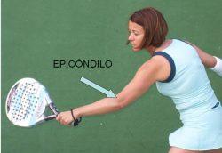 Protectores de padel personalizados contra la epicondilitis.